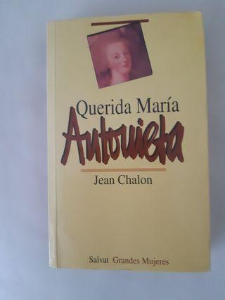 QUERIDA MARIA ANTONIETA