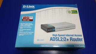 Módem Router D-link