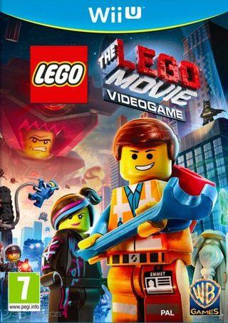Juego Wii U La Lego Pelicula