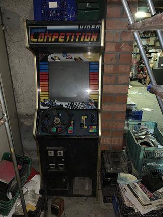 màquina Antigua recreativa