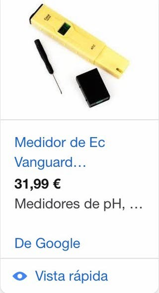 Medidor EC