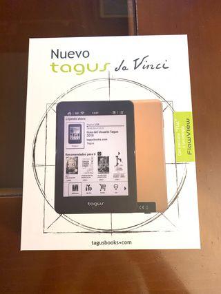 Libro electrónico Tagus da Vinci nuevo