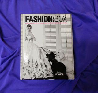 Libro Fashion:Box editorial Lunwerg