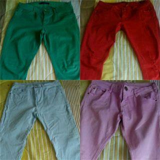 pantalones S-M