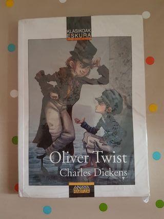 libro euskera: Oliver Twist