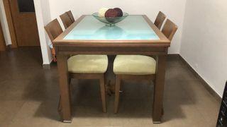 sillas de comedor foios