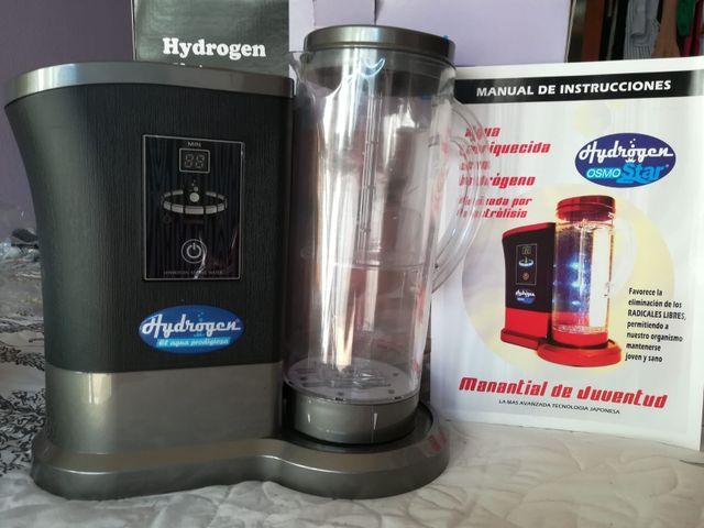 hydrogen generador de agua hidrogenada