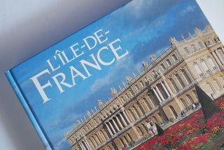Libro L'île-de-France Paris (en francés)