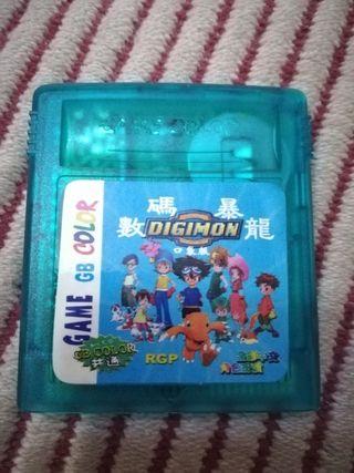 juego Digimon para consola