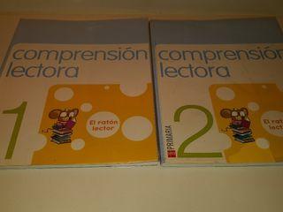 Comprensión lectora El ratón lector 1 y 2