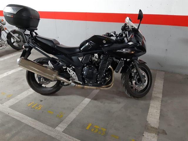 Suzuki 650 bandit S gsf