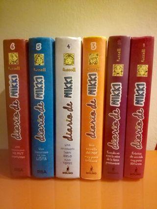 Coleccion El Diario de Nikki