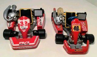 Karts colección de competición