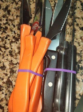 cuchillos sierra