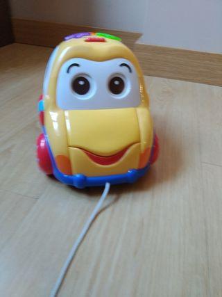 coche juguete bebés