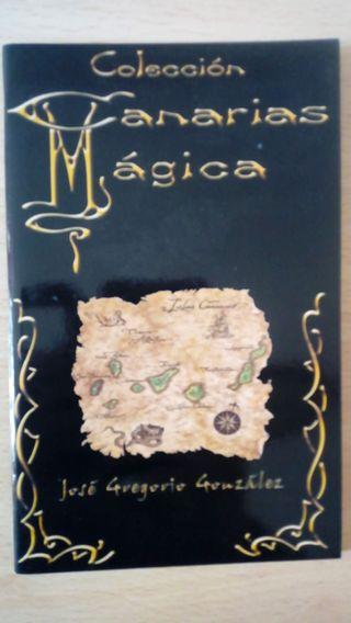 Número 0 de la Colección Canarias Mágica.