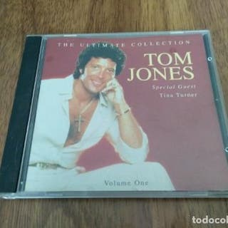 TOM JONES - THE ULTIMATE COLLECTION VOLUME ONE - S