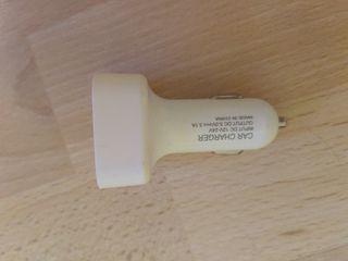 USB CARGADOR COCHE