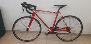 Bicicleta carretera Merida scultura 200