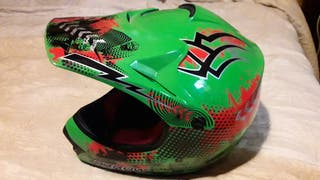 Casco de cross Arrow