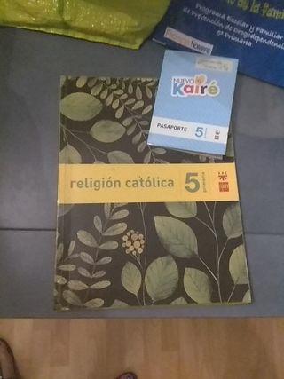 religión católica SM 5