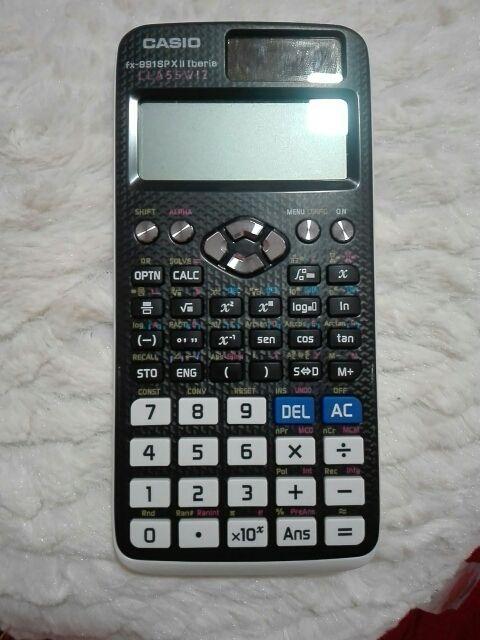 Calculadora Científica Casio fx-991SP X II Iberia