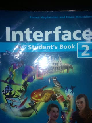 English Interface 2 Student's book