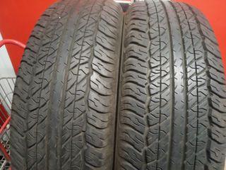 2 neumáticos 245/ 70 R17 108S Dunlop +90%
