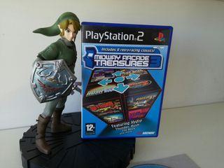 Midway Arcade Treasures 3 como nuevo PS2