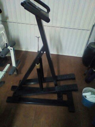 maquina para hacer piernas