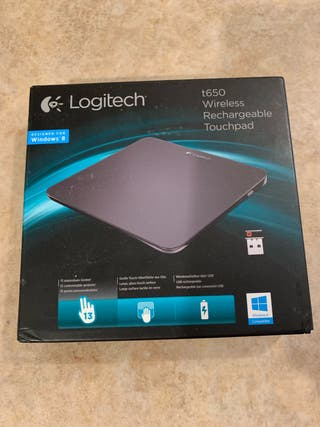 Almost new Logitech T650 touchpad