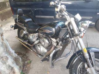 moto. custom. Suzuki marauder VZ800