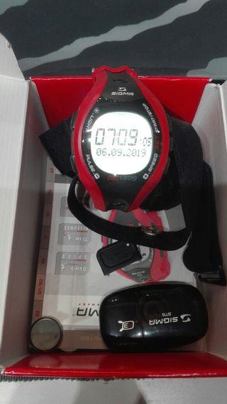 Pulsómetro Sigma RC1209