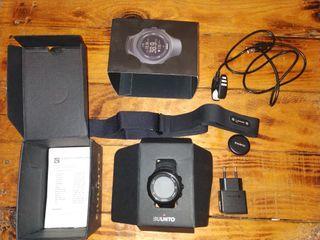 Reloj suunto ambit3 sport black (HR)