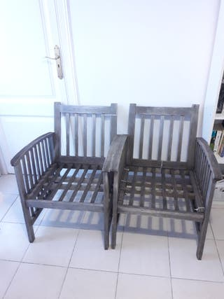 URGE! silla / sillón madera de Jardín