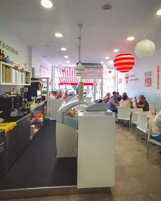 Traspaso Cafetería Heladería Velez Málaga Costa