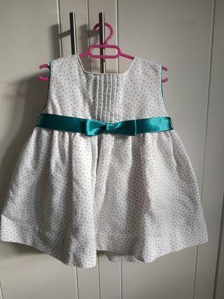 Vestido niña 2 años- ceremonia