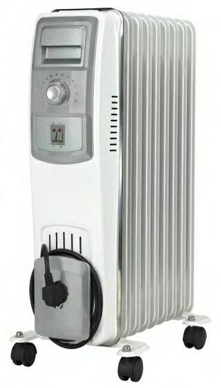 radiador de aceite Biolaper 7 elementos