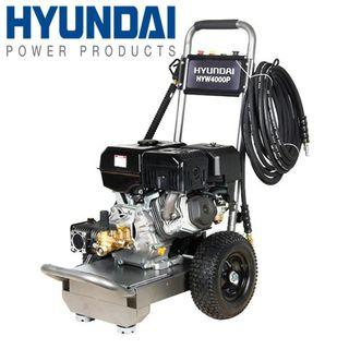 Hidrolimpiadora gasolina hyundai 270 BAR