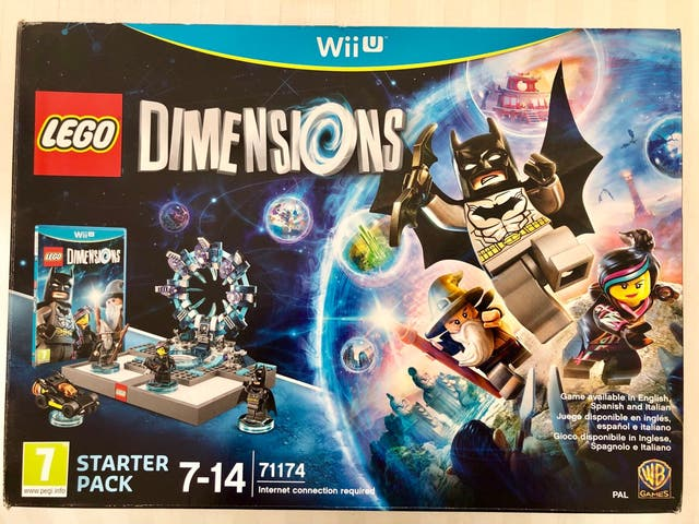 Lego Dimensions Wii-U