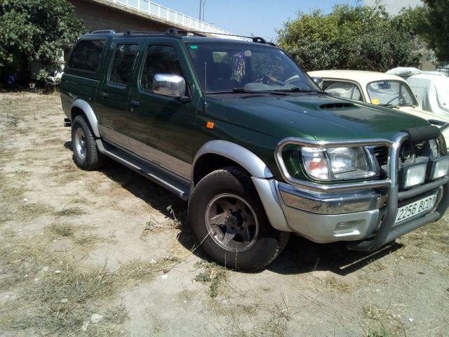 Nissan Pick-up 2001
