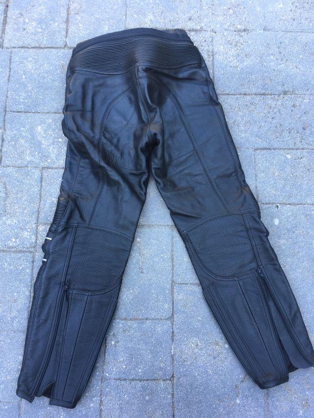 Pantalón cuero mujer marca Alpinestars