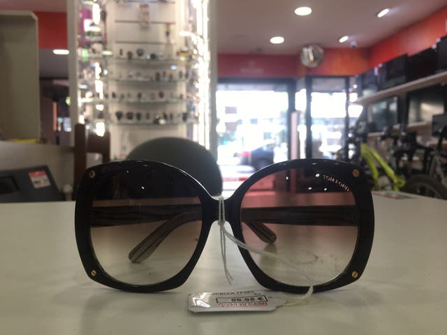 Gafas de sol Tom Ford Gabriela TF 362