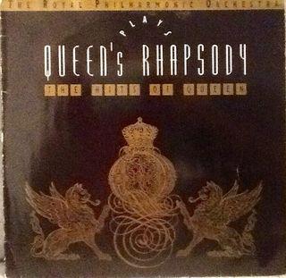 Disco Vinilo Queen's Raphsody