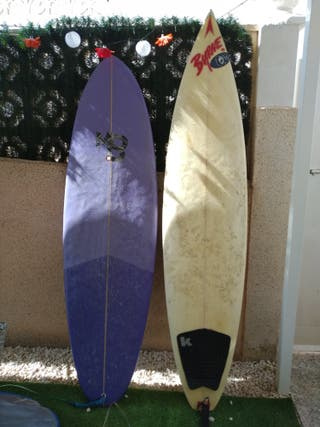 VENDO TABLAS DE SURF OFERTA