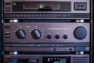 Equipo HIFI Sony LBT-D705