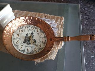 sarte de cobres de reloj el buen estado