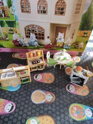 Sylvanian Families 3 Story House