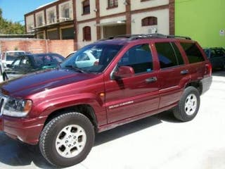 Jeep Grand Cherokee top line