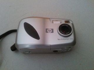 Cámara de fotos digital HP PHOTOSMART 318